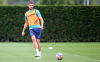SOUTHAMPTON, ENGLAND - SEPTEMBER 01: Jack Stephens during Southampton training session at Staplewood Complex on September 01, 2021 in Southampton, England. (Photo by Isabelle Field/Southampton FC via Getty Images)