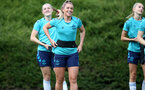SOUTHAMPTON, ENGLAND - SEPTEMBER 08: Ciara Watling during Southampton Women's training at Staplewood Training Ground on September 08, 2021 in Southampton, England. (Photo by Isabelle Field/Southampton FC via Getty Images)
