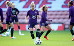 SOUTHAMPTON, ENGLAND - SEPTEMBER 16: Beth Mead during England Women's training session at St Mary's Stadium on September 16, 2021 in Southampton, England. (Photo by Isabelle Field/Southampton FC via Getty Images)
