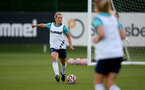 SOUTHAMPTON, ENGLAND - SEPTEMBER 22: Shelly Provan during Southampton Women's training at Staplewood Training Ground on September 22, 2021 in Southampton, England. (Photo by Isabelle Field/Southampton FC via Getty Images)