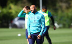 SOUTHAMPTON, ENGLAND - OCTOBER 06: Nathan Redmond during a Southampton FC training session at the Staplewood Campus on October 06, 2021 in Southampton, England. (Photo by Matt Watson/Southampton FC via Getty Images)